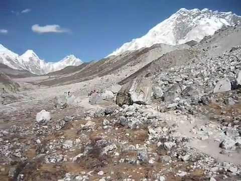 NEPAL – Trekking to Kala Patthar