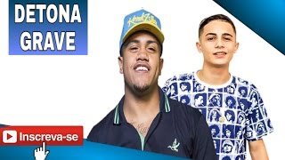 MC Davi e MC Hariel-  Seculo XXI - DETONA GRAVE