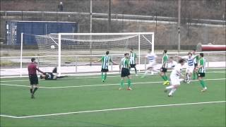 3ª División: Lenense Proinastur, 2 (Rubén Valdés, de penalti y Damián) - Universidad de Oviedo, 1.