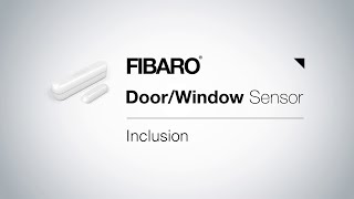 Door/Window Sensor Inclusion