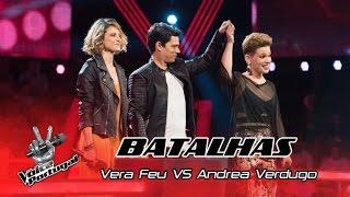 Vera Feu VS Andrea Verdugo - Respect | Batalhas | The Voice Portugal