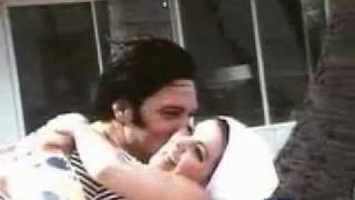 Elvis and Priscilla - I can't help falling in love with you