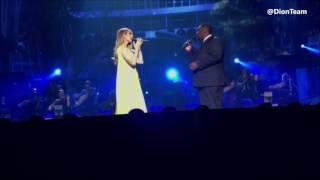 Celine Dion - Beauty and The Beast - Las Vegas - Jan 27, 2017