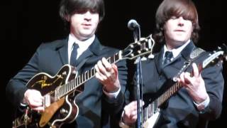 """Hold Me Tight"" - American English Beatles Tribute"