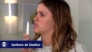 Senhora do Destino: capítulo 141 da novela, quinta, 28 de setembro, na Globo