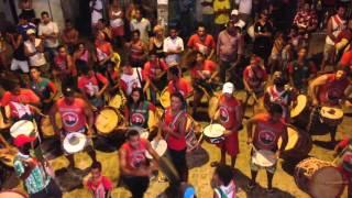 Nação do Maracatu Porto Rico - Ensaio para Noite do Dendê