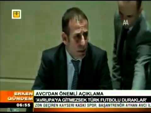 Abdullah Avcı'dan Önemli Açıklama - Gediz Üniversitesi