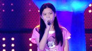 The Voice Kids Thailand - แพรวา รินรดา - If I Ain't Got You - 18 May 2013