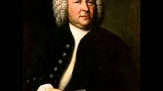 Johann Sebastian Bach - Bouree In E Minor