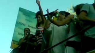 GLORIA TREVI - ORGULLO GAY  MADRID - TODOS ME MIRAN -  CARROZA SHANGAY