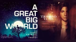 A Thousand Sayings | A Great Big World & Christina Perri Mashup!
