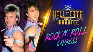 Vídeo de presentación del Hall of Fame: The Rock 'n' Roll Express