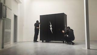 Kram/Weisshaar designs reflection-warping Picó Blitz speakers for sound system exhibition