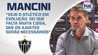 GALO EMPATA NO FINAL! Atlético-MG busca resultado contra o Fluminense. Mancini fala ao vivo!