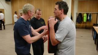 Wing Chun Tilburg training