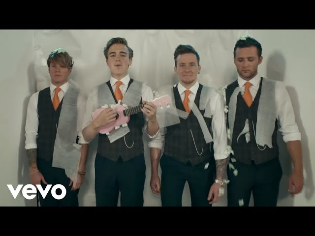 Video oficial de McFly Loce is Easy