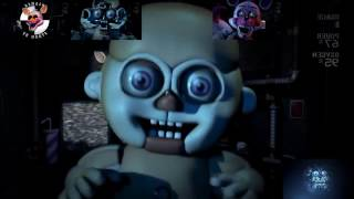 FNAF Sister Location Has a Sparta PayStyle Remix