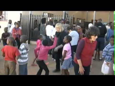 'Peace Train' South Africa Tour, pt 2/5, Aug 2010