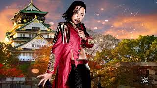 "Shinsuke Nakamura 1st WWE Theme Song - ""The Rising Sun"" with Arena Effects"