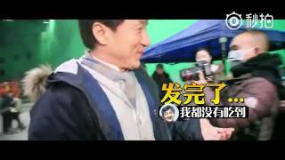 """Jackie Chan's """"Kung Fu Yoga"""" Official Making Of  Video"""