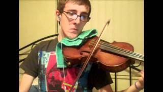 Princess Mononoke Theme Violin Cover