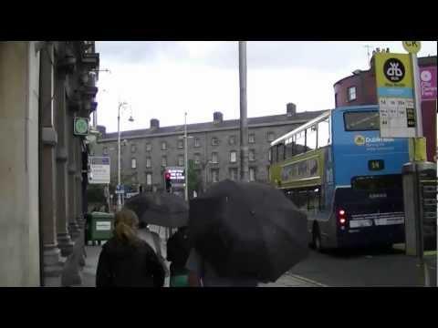 Explore Nepal Banner on Dublin Buses, Ireland -2