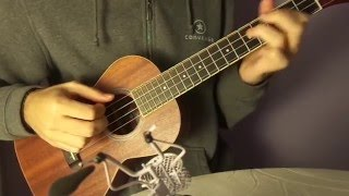 Wicked game ukulele solo w/tabs