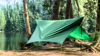 The Apex Camping Shelter is live on Kickstarter