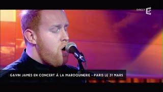 """Gavin James, en Live avec """"22"""" - C à vous - 02/03/2016"""