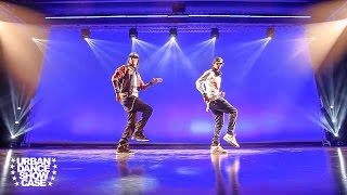 Les Twins - Michael Jackson Choreography / 310XT Films / URBAN DANCE SHOWCASE
