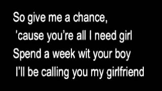 Justin Bieber - Boyfriend Karaoke with lyrics
