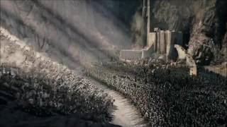 """Theoden King Stands Alone"" - from LOTR The Two Towers Soundtrack-16-Forth Eorlingas"