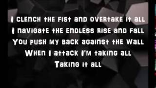Starset- Rise and Fall lyrics