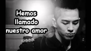 EYES, NOSE, LIPS TAEYANG  눈,코,입 Español Letra (By Yo Se)