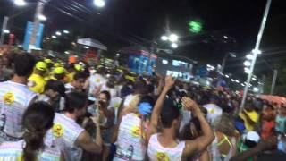 Timbalada - Capoeira Larará (Meia Lua Inteira) - Carnaval 2015 - Bloco Timbalada - 6ª Feira