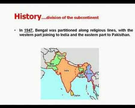 Bangladesh, a brief introduction- part 1