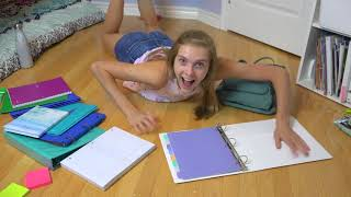 Heather's First Day of School Night Routine!