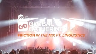 Friction In The Mix At GlobalGathering 2014