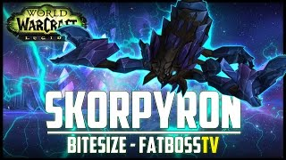 "Skorpyron ""Bitesize"" Normal + Heroic Guide - FATBOSS"
