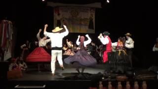 Rancho Folclorico Os Lusitanos de Saint Cyr L'Ecole - Chula de São Martinho