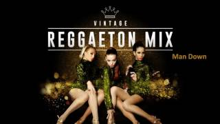 Man Down - Rihanna´s song - Vintage Reggaeton Mix - New 2017