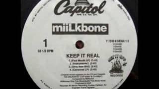 Miilkbone - Keep It Real Instrumental