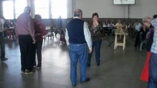 Chacareras y mucha alegría - Señor de Mailín La Plata 2015