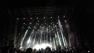 Kasabian - Stevie - ending [Rock in Roma, 21/07/2017]