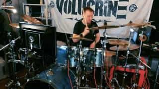 Rag'N'Bone Man  - Human (Strange Metal Drum Cover (Drum Cam))