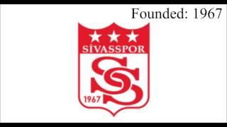 ΥΜΝΟΣ ΣΙΒΑΣΠΟΡ / ANTHEM OF SIVASSPOR CLUB / MARŞI SIVASSPOR KULÜBÜ