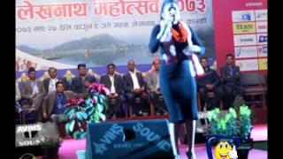 Indira Joshi Perform behuli @ Lekhnath Festival 2073
