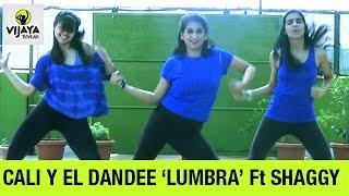 Zumba Routine on Cali Y El Dandee LUMBRA ft Shaggy | Zumba Dance Fitness | Choreographed by Vijaya