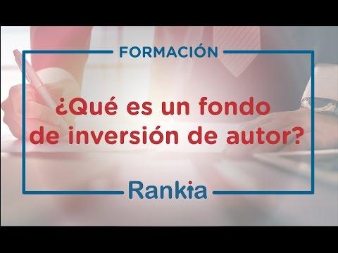 Conoce los fondos de inversión de autor y cuales son los más comentados en Rankia, así como sus características principales, ventajas y riesgos.