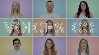 Voices Co. - Mom (Meghan Trainor) feat. God Only Knows (The Beach Boys)
